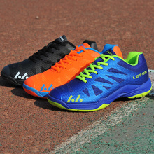 Новое поступление, обувь для бадминтона для мужчин и женщин, спортивная обувь для мальчиков, Мужские дышащие кроссовки для игры в теннис, уличные спортивные детские кроссовки
