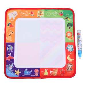 VKTECH Magic Water Drawing Pen Painting Mat For Children