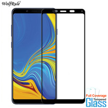 For Glass Samsung Galaxy A9 2018 Screen Protector Tempered Glass For Samsung A9 2018 Glass A9S Full Cover Phone Film A9 Star Pro 4 3 a9