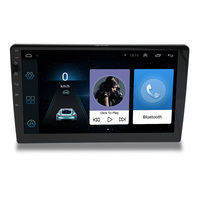 10.1 Inch Screen WIFI Universal Stereo Car MP5 Navigation GPS Ultra Thin Easy Install Radio Quad Core High Definition