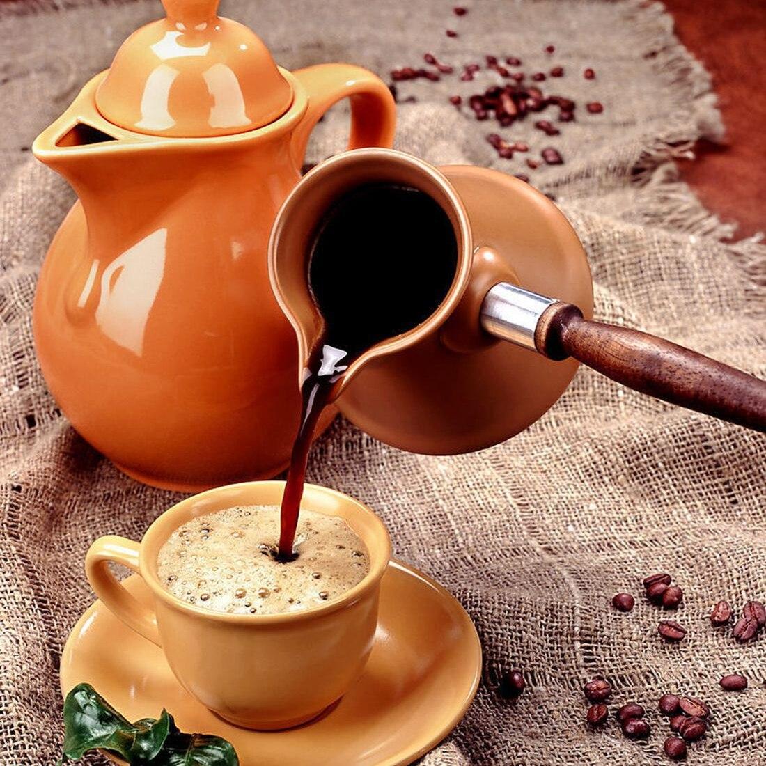 Гифка с чашкой кофе и добрым утром