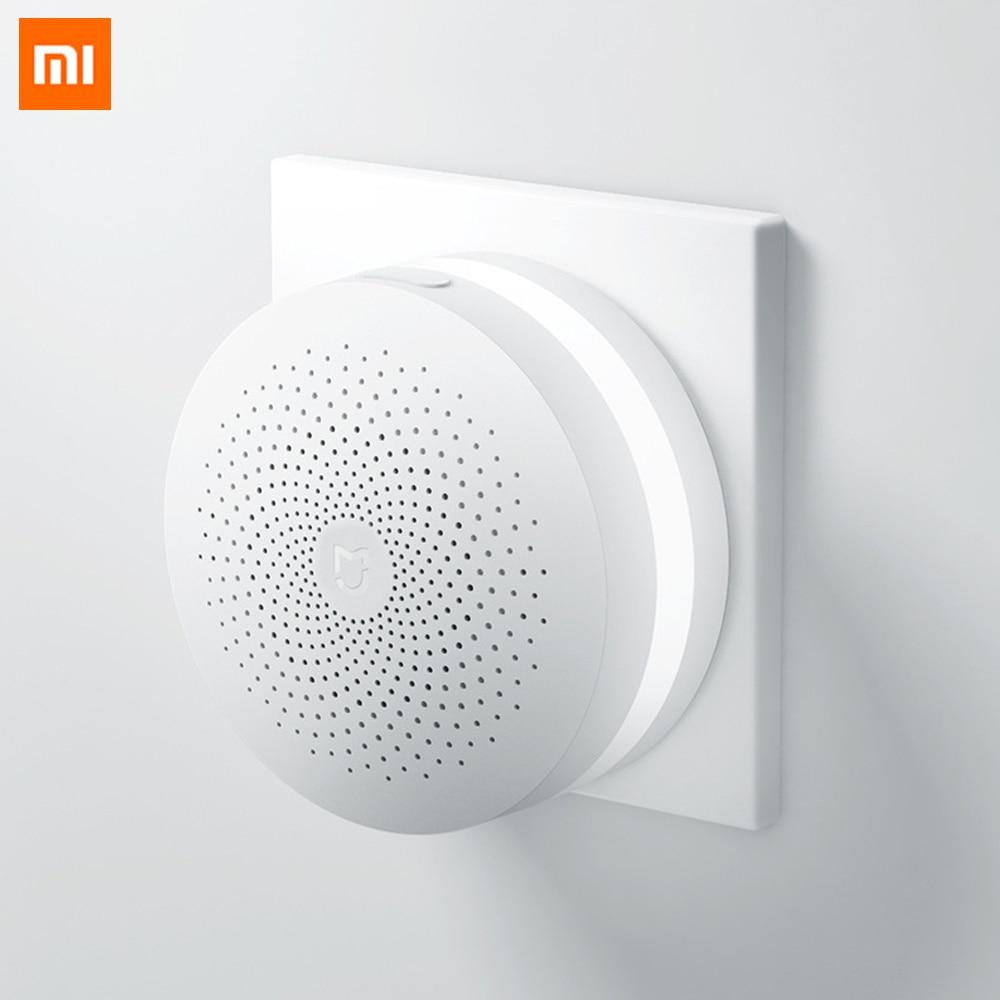 2017 Original Xiaomi Smart Home Drahtlose Multifunktionale Intelligente Gateway Mit Temperatur Und Luftfeuchtigkeit Sensor Smart-buchse