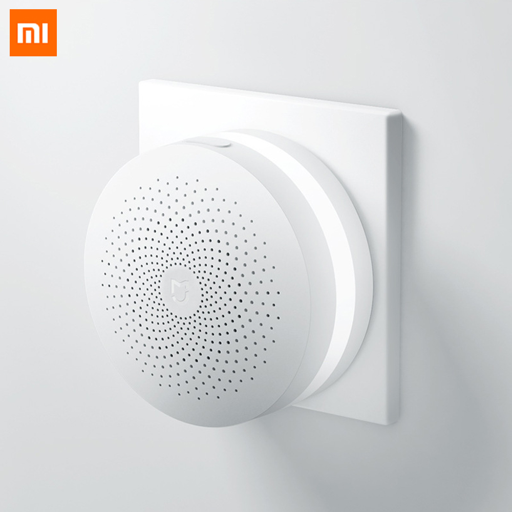 2017 Original xiaomi Smart Home wireless Multifunctional intelligent Gateway with Temperature and Humidity Sensor Smart Socket temperature and humidity sensor protective shell sht10 protective sleeve sht20 flue cured tobacco high humidity