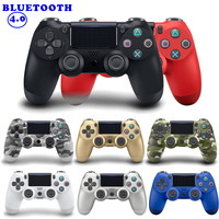 Bluetooth Wireless Controller Gamepad For PS4/PS3 Joystick Joypad For Sony Dualshock 4 For PS3/PC Win 10/7/8 Controle