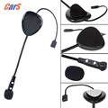 Motorcycle Car Helmet Headset Mono Bluetooth Headset V1-1 Motorcycle Earphone 120KM/H speed car-styling
