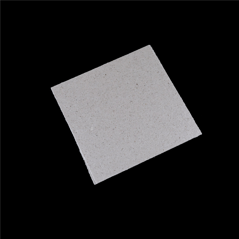1pcs Microwave Oven Mica Plates Spare Parts For Microwave Ovens Mica Microwave 12*12cm Mica Sheets For Microwave 1pcs