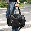Coreia do Estilo Da Lona Homens Bolsas Casuais Sacos de Viagem Sacos de Moda Masculina bolsa de Ombro Messenger Bags PT1150