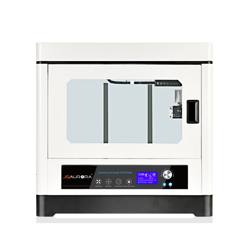 JGAURORA A8 өнеркәсіптік 3D принтері - Кеңсе электроника - фото 4