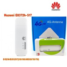 Huawei E8372h-517 LTE FDD МИФИ модем stick плюс 35dBi 4 г внешний Крытый LTE WI-FI антенный усилитель сигнала TS9 разъем