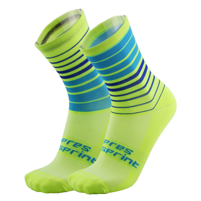New Compressprint High Quality Professional Brand Sport Socks Breathable Road Bicycle Socks Outdoor Sports Racing Cycling Socks