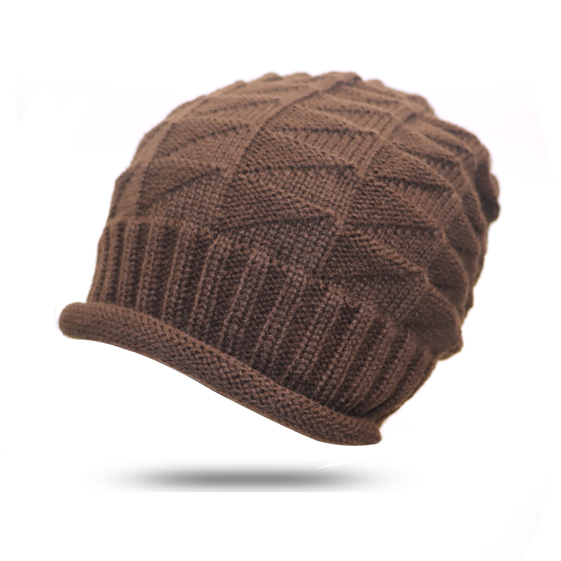 ⑧2Pcs High Quality Fashion women Hats Winter Caps Hats Beanies ... b055ac3850d