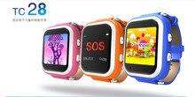 ใหม่GFTเด็กสมาร์ทนาฬิกาTC28 GPSบัตรตำแหน่งสมาร์ทนาฬิกา