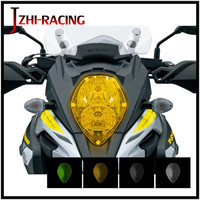 FOR SUZUKI V Strom 650 1000 2017 2018 Motorcycle Accessories Headlight Protection Guard Cover