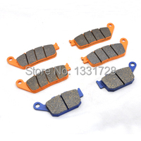 Brand New Motorcycle For Honda CBR250RR Front+ Rear Brake Pads