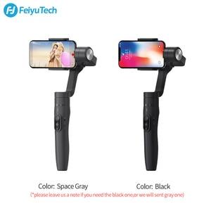 Image 2 - FeiyuTech Feiyu Vimble 2 Handheld Smartphone Gimbal 3 Axis Video Stabilizer met 183mm Pole voor iPhone X 8 XIAOMI Samsung s8