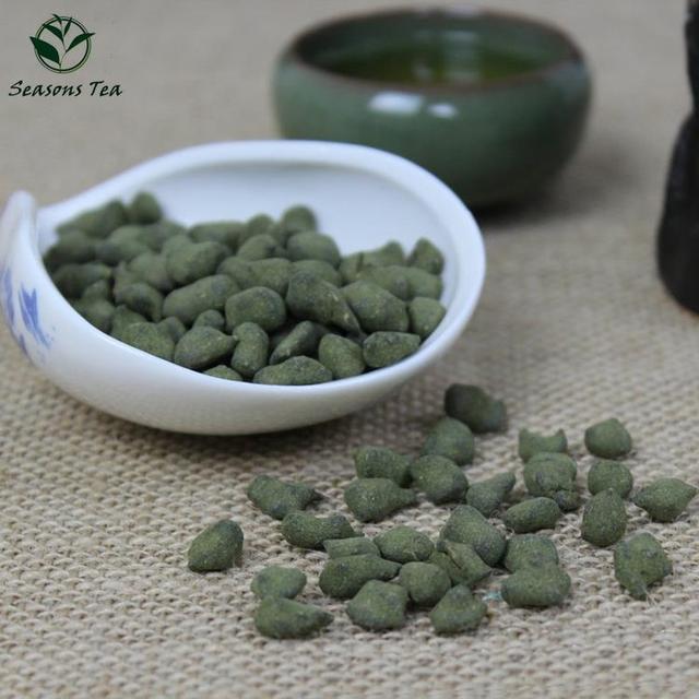 Улун Женьшень Чай Орхидеи Wu-Long для Здравоохранения Потеря Веса Тела 250 г