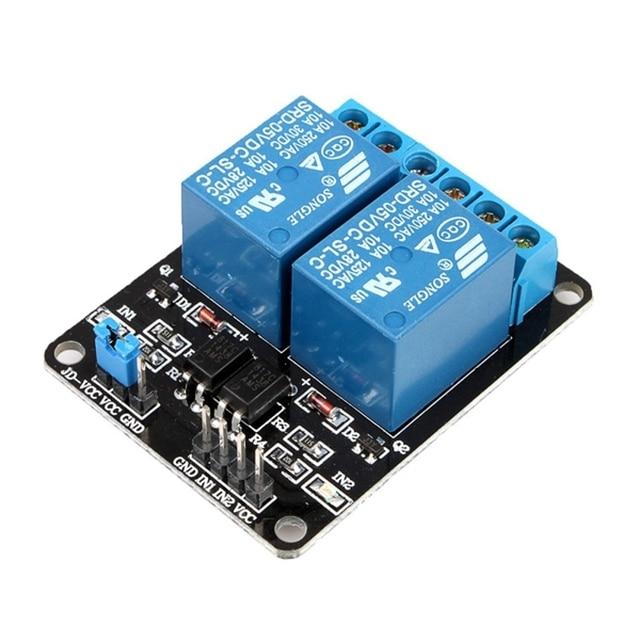 arduino shield relais