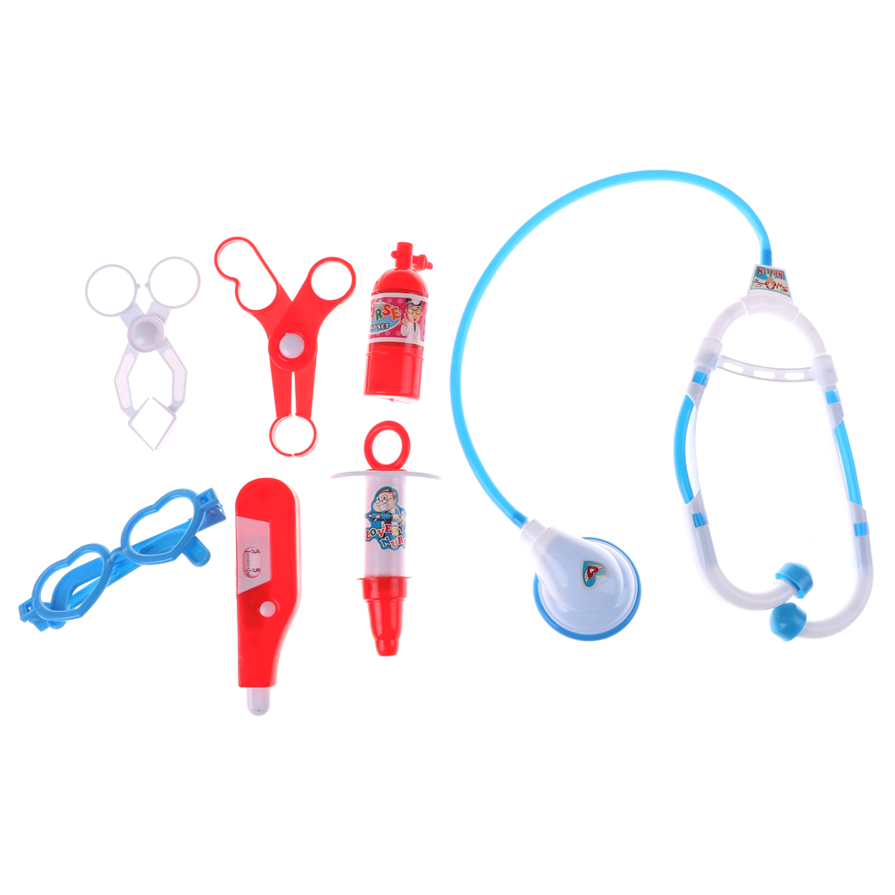 Pretend Play Doctor Play Simulation Hospital  Set Toys For Children Kit Pretend Play Doctor Toys For Kids Role Play Classic Toys