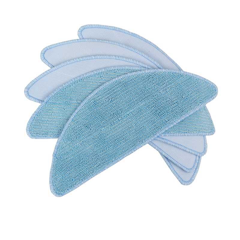 Части пылесоса боковая щетка HEPA фильтр губчатая Швабра Ткань рулон основной щетки для CONGA EXCELLENCE 990 5040 iboto aqua v710