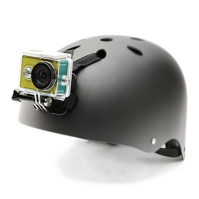 Оригинал Xiaomi YI Шлем Крепление для Действий Камеры yi и yi YI 4 К/SJCAM Камеры/Gopro Камеры