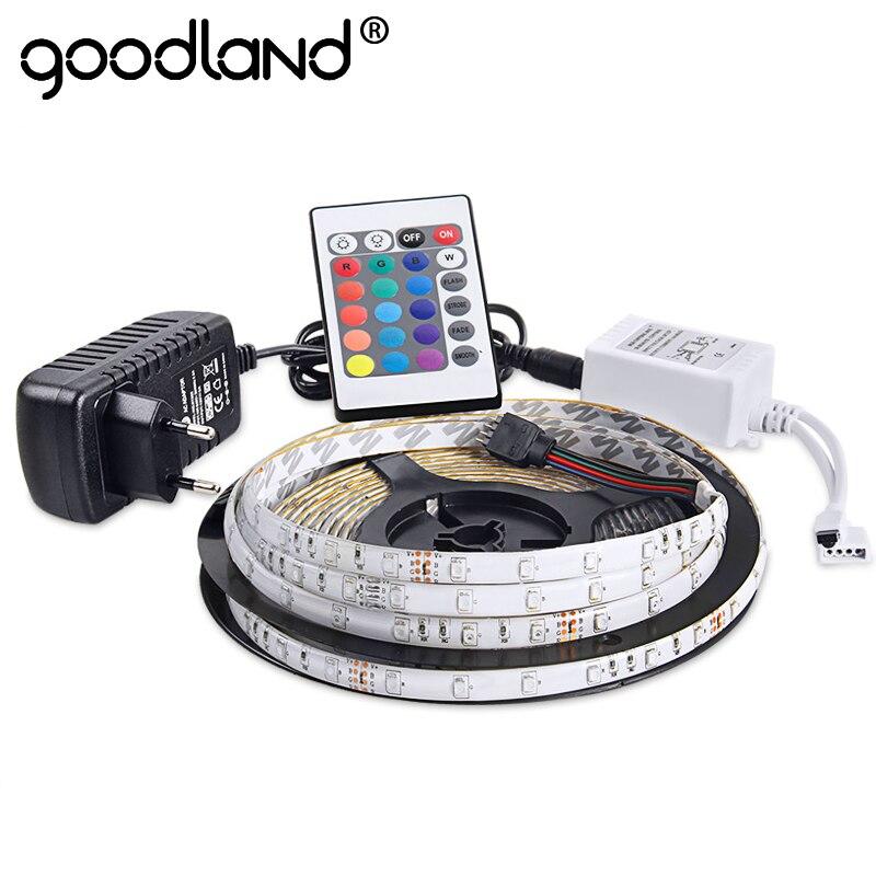 Goodland Waterproof LED RGB strip light SMD3528 IP65 ...