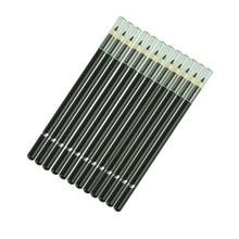 12pcs/set Brand Waterproof Liquid Eye Liner Black Eyeliner Pencil Makeup Pen G6627