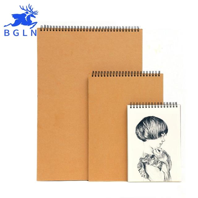 Bgln A3a4a5 30 Lembar Buku Sketsa Untuk Menggambar Lukisan