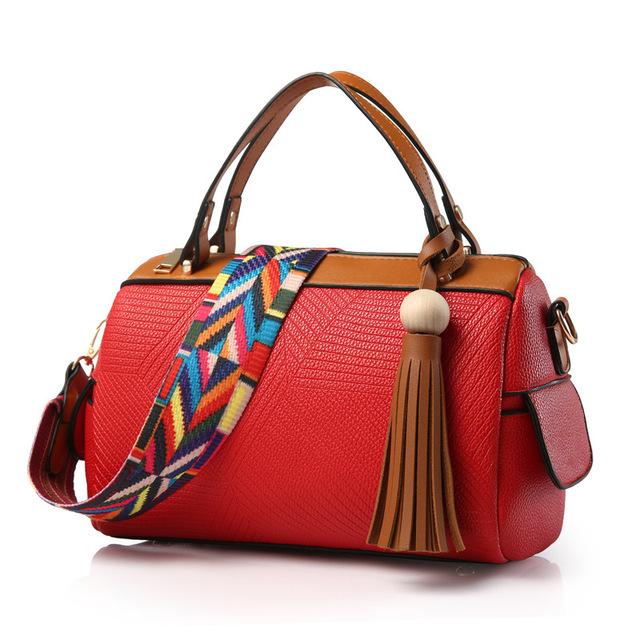 Fashion Tassel Women Messenger Bags