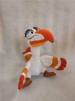 סגנון חדש מלך אריות Zazu קטיפה צעצוע הקטיפה ציפור 20 ס