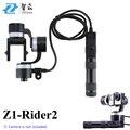 Zhiyun Z1-Rider2 ejes de múltiples funciones cardán giroscopio estabilizador de cámara para GoPro Xiaoyi cámara de la acción