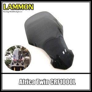 CRF1000 L аксессуары для мотоциклов лобовое стекло черный и прозрачный для Honda CRF1000L Африка Твин