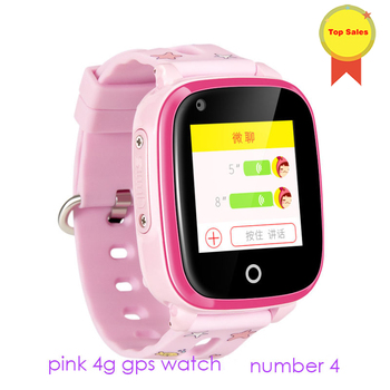 Gps Device For Kid | 2019 4G GPS Kid Internet Smart Watch With Camera Flashlight Baby Watch SOS Call Location Device Tracker For Kid Safe Smartwatch