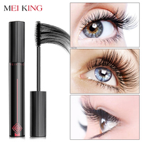 MEIKING Natural Lengthening Thick Waterproof Mascara Curling Is Not Blooming Mascara Quick Dry Maquiagem Hot Sale
