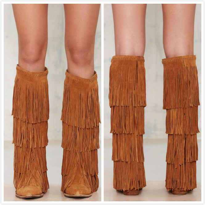 Where To Buy Fringe Boots - Gommap Blog