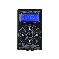 Tattoo Machine Power HP-2 Dual tattoo machine intelligente Digitale LCD power station Tattoo Voeding