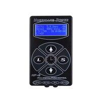 Máquina de tatuagem HP-2 FONTE de Alimentação Dupla tatuagem máquina Digital inteligente estação de energia LCD Tattoo Power Supply