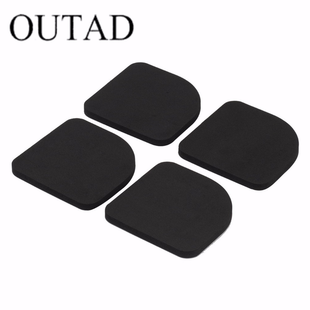 8pcs Multifunctional Refrigerator Anti-vibration Pad Mat For Washing Machine Shock Pads Non-slip Mats Set Bathroom Accessories