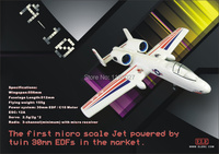 Free Shipping EPO Micro Airplane A10 Pusher Jet EPO plane A10 KIT (UNASSEMBLED )RC airplane RC MODEL HOBBY TOY HOT SELL RC PLANE