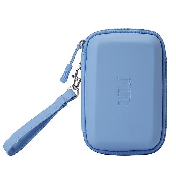 BUBM EVA противоударный чехол для путешествий Чехол Для Seagate резервного копирования плюс 2,5 ''дюйма внешний жесткий диск 1 ТБ 2 ТБ 4 ТБ - Цвет: Blue