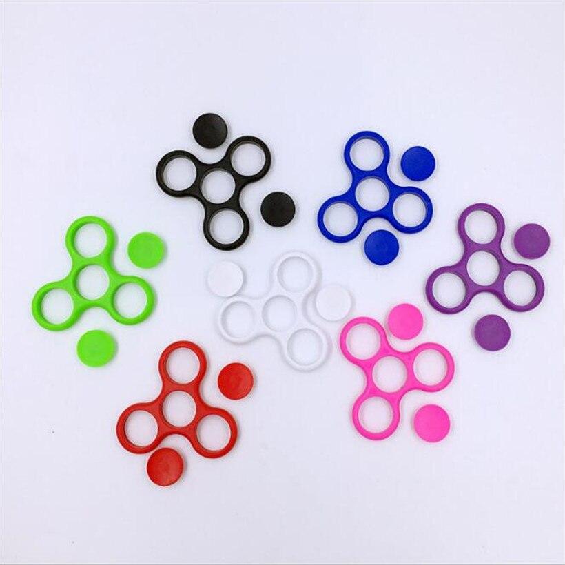 LCODCDML 6 PcsSet Fidget Spinner Hand Spinner Toys
