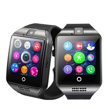 NFC Bluetooth Smart Watch pk gt08 dz09 With Camera Facebooks Twitter Smartwatch Support Sim TF Card For Apple ios Android Phone