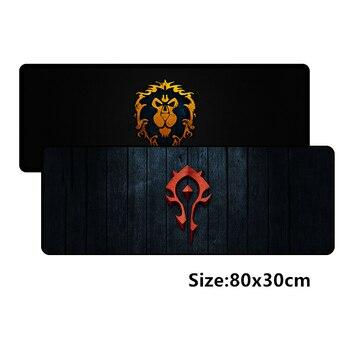 800*300 мм большой игровой коврик для мыши коврик для World of Warcraft WOW Коврик для мыши Дракон игра коврик для мыши стол для компьютера pad
