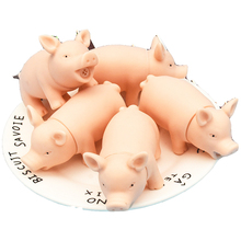 fun for kids joke toys animal pig stress cheap squish anti-stress antistress chancery cute prank toy soft in pocket