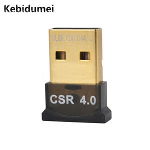 Kebidumei with 3 Mbps Dongle USB 2.0 Wireless EDR Adaptor for Laptop Notebook