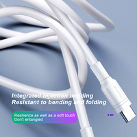 Baseus 5A USB Type C Cable for Huawei P30 Mate 30 Pro Supercharge Quick Charge 3.0 Fast Charging for Xiaomi 9 USB-C Charger Wire
