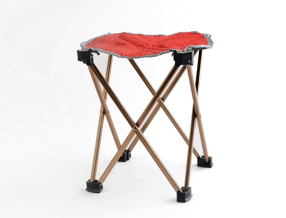 Outdoor fishing stool Folding portable fishing chair ...