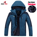 New women Men's Winter Jacket Men Hooded Wadded Thicken Winter Coat Men Casual waterproof fleece Outwear Parka size M~5XL