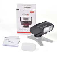 Viltrox JY 610C Mini 1 5in LCD E TTL On Camera Slave Speedlite For Can Camera