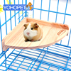 Wooden Hamster Toy Chew Toys Hamster Cages For Hamsters Accessories For Hamsters Totoro Sector Pedal Squirrel