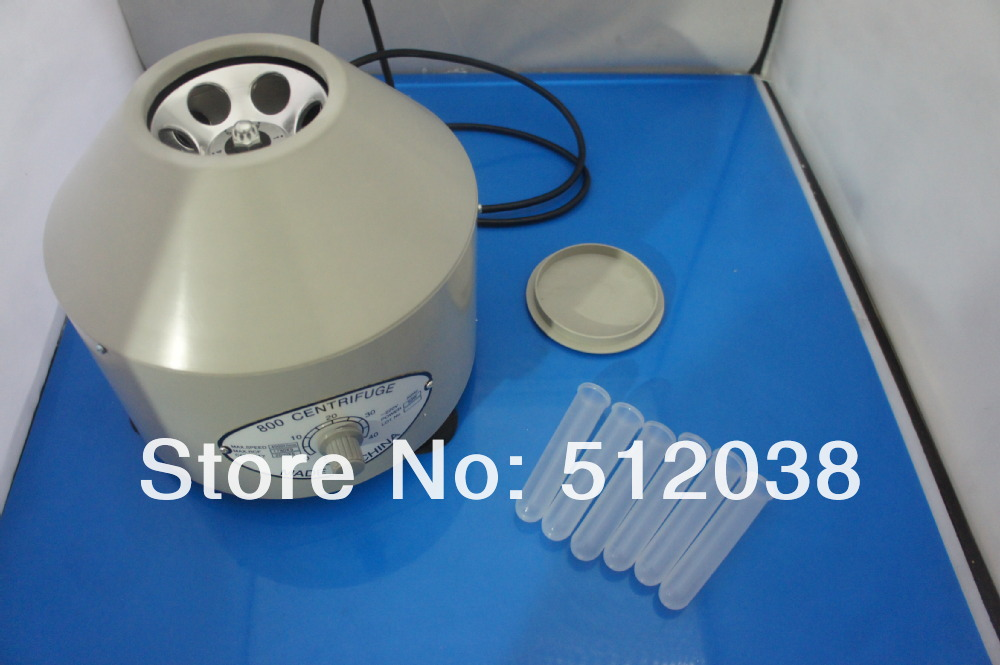 800 Laboratory Lab Electric Centrifuge Medical Practice 4000RPM 80 1 electric experimental centrifuge medical lab centrifuge laboratory lab supplies medical practice 4000 rpm 20 ml x 6